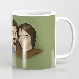the musketeers Coffee Mug