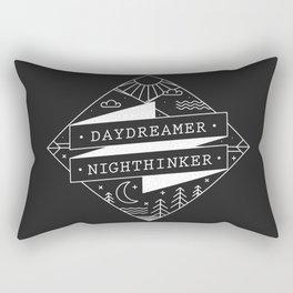 daydreamer nighthinker Rectangular Pillow