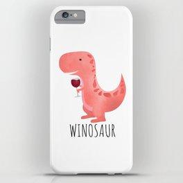 Winosaur iPhone Case