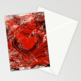Fire and Ash Stationery Cards