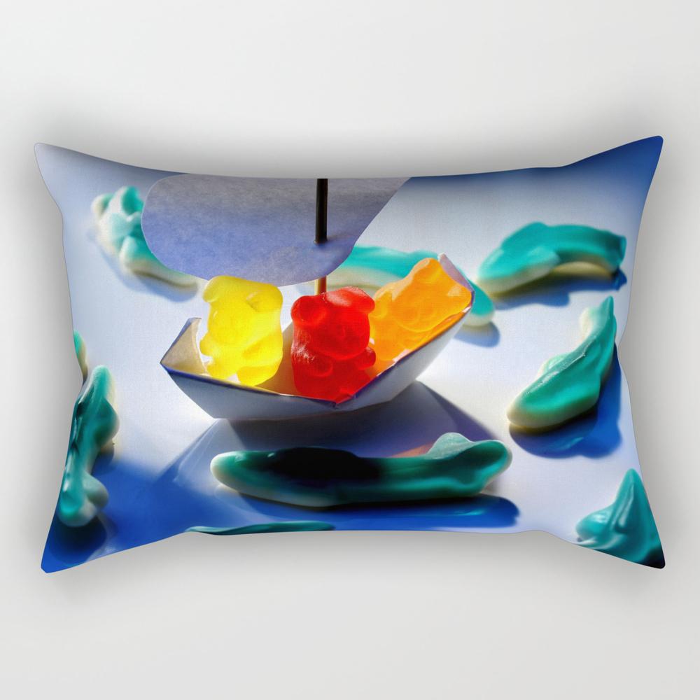 Don't Rock The Boat! Rectangular Pillow RPW9004891