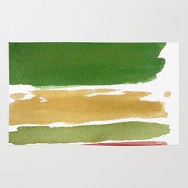 Christmas Colour Palette Rug