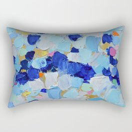 Amoebic Party No. 2 Rectangular Pillow