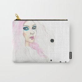 Resting bitch face Carry-All Pouch