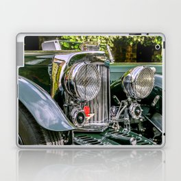 1930's Aston Martin Laptop & iPad Skin