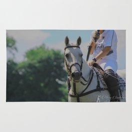 Popcorn the Polo Pony Rug