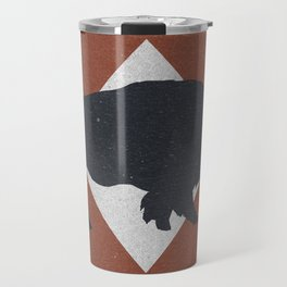 Bison & Blue Travel Mug