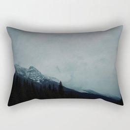 Canadian Rockies (2) Rectangular Pillow