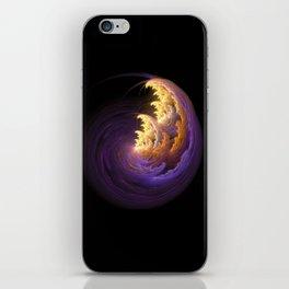 Fractal 2 iPhone Skin