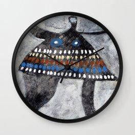 Glad Rags Wall Clock
