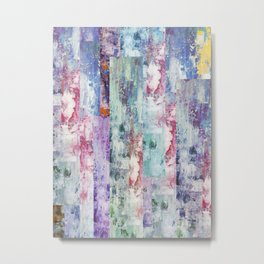 Abstract 195 Metal Print