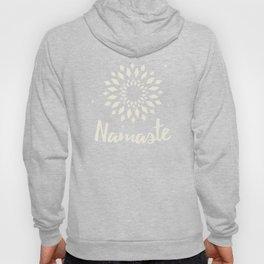 Namaste Mandala Flower Power Hoody