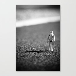 At the park Canvas Print