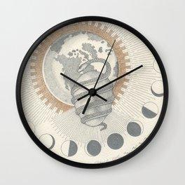 Orphic Egg Wall Clock