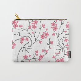 Cherry Blossom in Spring Carry-All Pouch