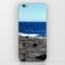 Gigant's Causeway. Antrim Coast. Northern Ireland iPhone Skin