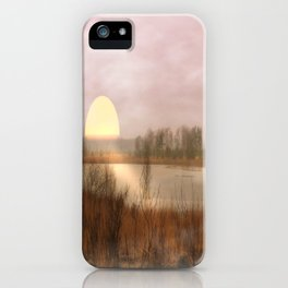 moorland iPhone Case