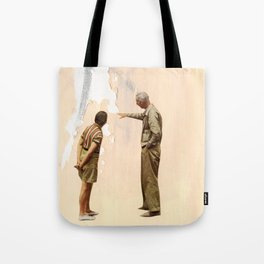 Watching Paint Dry Tote Bag