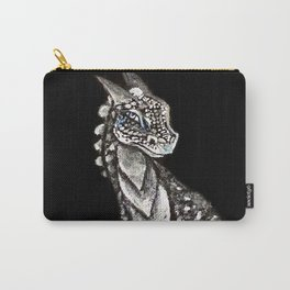 Silver Dragon Carry-All Pouch