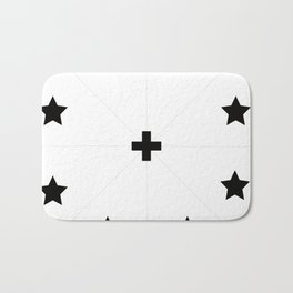 star Bath Mat