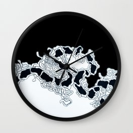Cell Wall Clock