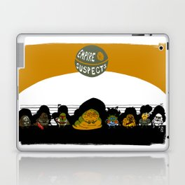 Unusual Suspects : Empire Laptop & iPad Skin