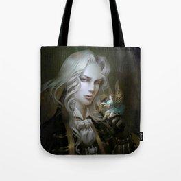 Alucard. Castlevania Symphony of the Night Tote Bag