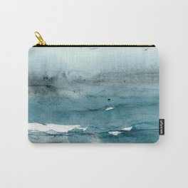 dissolving blues Carry-All Pouch