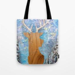 just heavenly, deer Tote Bag