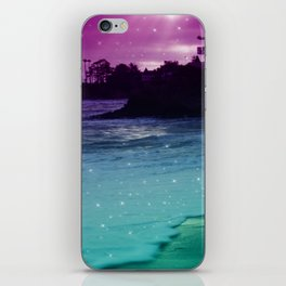 counting stars iPhone Skin