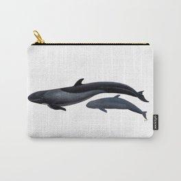 False killer whale Carry-All Pouch