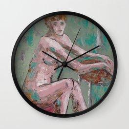 Skye No.1 Wall Clock