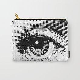 Lina Cavalieri Eye 01 Carry-All Pouch