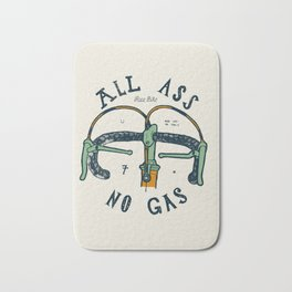 All Ass - No Gas Bath Mat