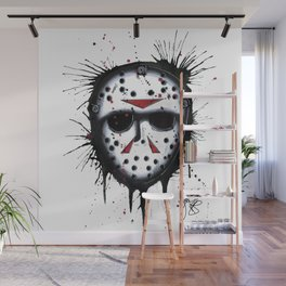 The Horror of Jason Wall Mural
