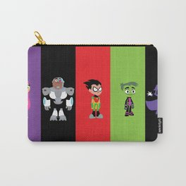 Teen Titans Go Carry-All Pouch