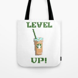 Level Up! Tote Bag