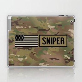 Military: Sniper (Camo) Laptop & iPad Skin