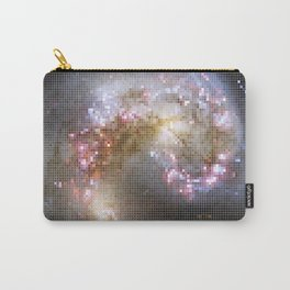 Pixel Nebula Carry-All Pouch