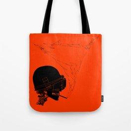 Agent Orange Tote Bag