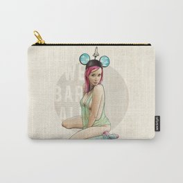 Mrs. Florida Carry-All Pouch