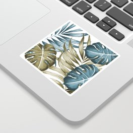 TROPICAL LEAVES 5 Sticker
