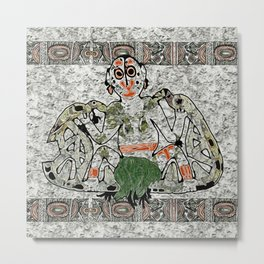 Rapa Nui Metal Print