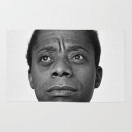 James Baldwin Rug
