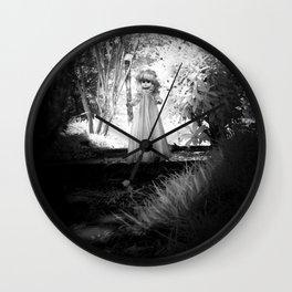 Dark Doll Wall Clock