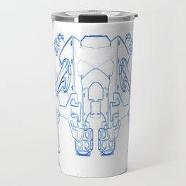 Mechanized Travel Mug