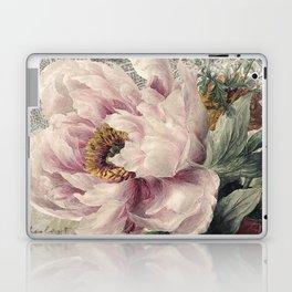 Paris Peony Laptop & iPad Skin