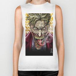 The Joker Biker Tank