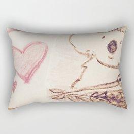 Love koalas Rectangular Pillow