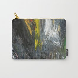 The Runaways Abstract Carry-All Pouch